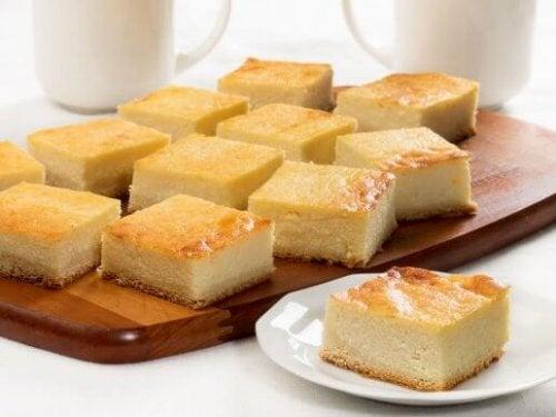 Lær hvordan du lager en smakfull ostekake