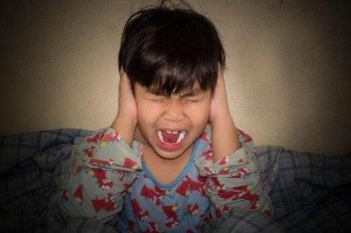 Fem tips for å forhindre raserianfall hos barn