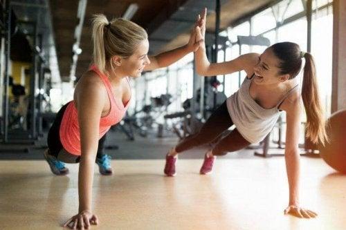 Tips for å bedre treningsutførelsen.