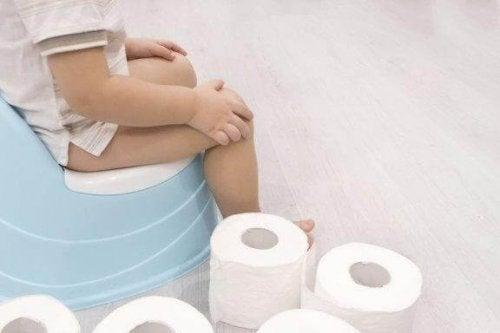 Er barnet ditt klar til å begynne med pottetrening?