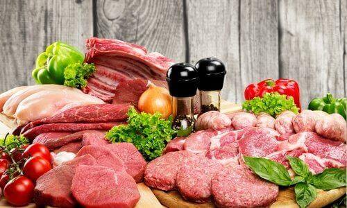 Risikoen ved kjøttkonsum.