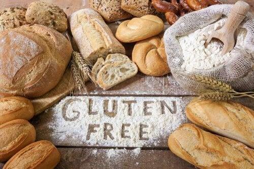 Glutenfrie oppskrifter som er fulle av karbohydrater