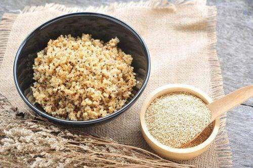 Glutenfrie oppskrifter for de med cøliaki, fulle av karbohydrater.