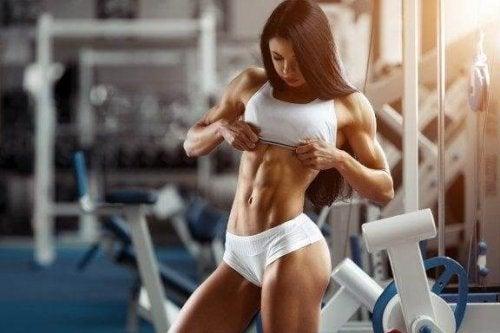 Det beste kostholdet for høytpresterende kvinnelige idrettsutøvere