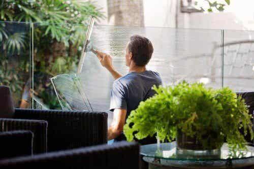 5 rengjøringstips hvis du ikke liker å vaske