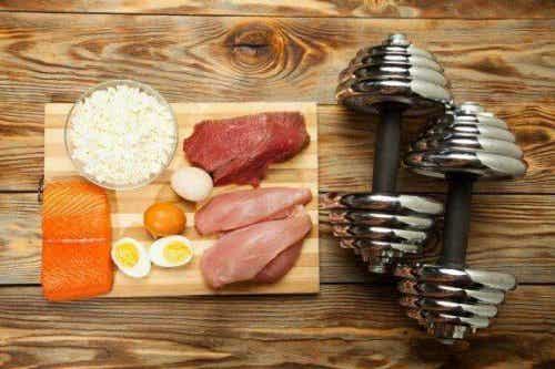 10 mattyper du kan spise for å bygge muskler