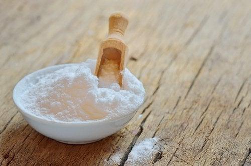 Natron, salt og sitron