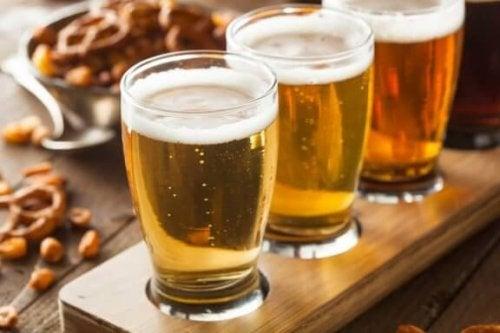 øldietten bare en myte