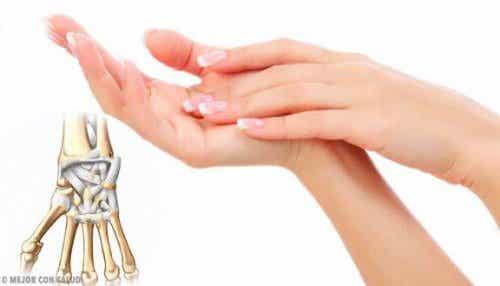 Ingefær og gurkemeie: Et smertestillende preparat mot leddsmerter