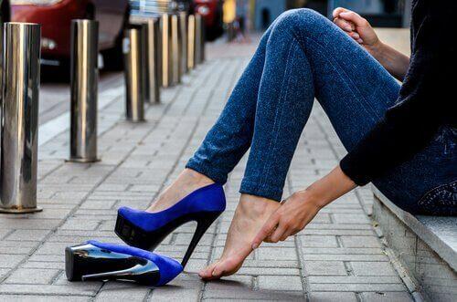 stilettohæler