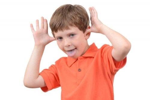 Hva kan man gjøre med ulydige barn?