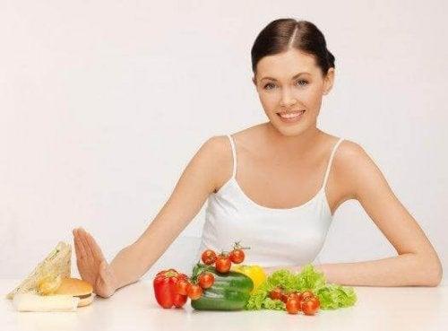 Gå ned i vekt uten en diett: 7 forandringer som hjelper