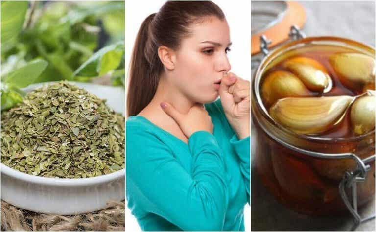 5 naturlige remedier for å redusere symptomer på bronkitt