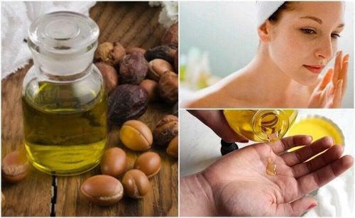 6 fordeler arganolje gir til huden din