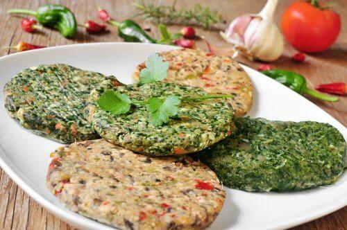 Seks oppskrifter som vil hjelpe barnet ditt med å spise grønnsaker