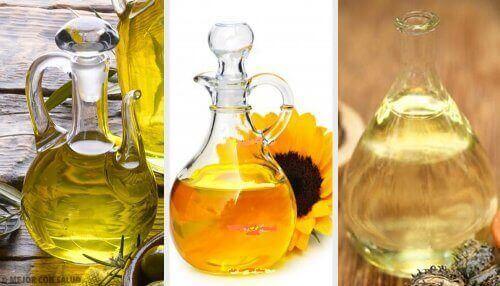 Vegetabilske oljer