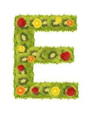 Mat og annet som er rikt på vitamin E
