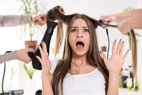 Syv naturlige behandlinger mot tørt hår