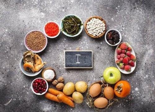 Syv jod-rike matvarer du bør inkludere i kostholdet ditt