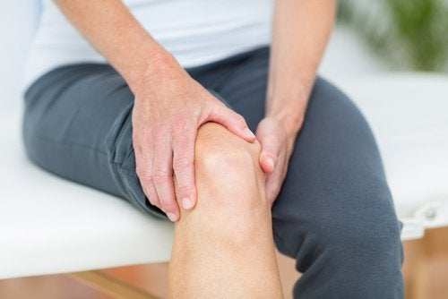smertefulle leddproblemer i kneet
