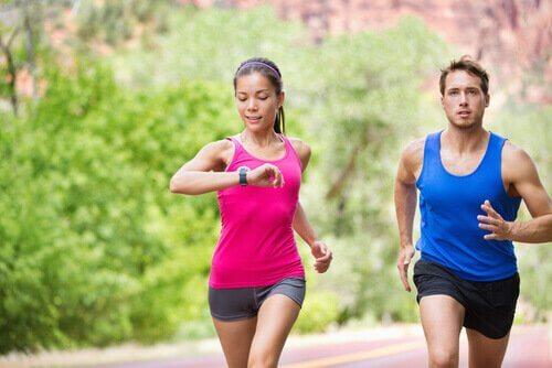 Å løpe forlenger livet