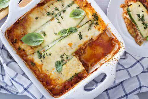 Lasagne uten pasta – et sunnere alternativ