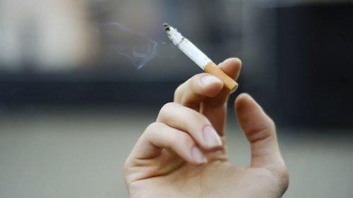 Røykin er skadelig