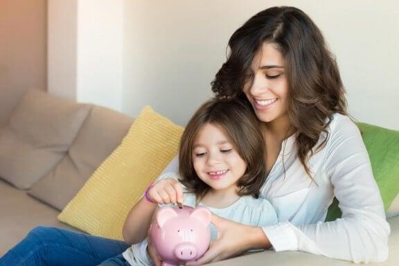 Lær barna dine å spare penger og bli ansvarlige voksne