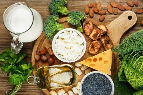 kalsium kan forhindre osteoporose