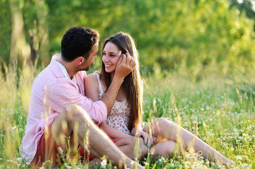 Å gifte seg ung gir mindre emosjonell bagasje.
