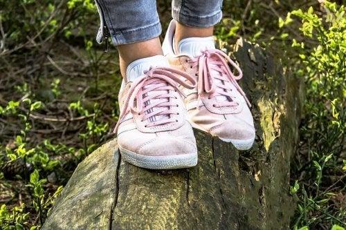 Bruk riktige sko for bedre sirkulasjon