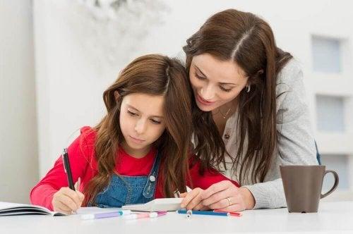 Hjelp barn med skoleutmattelse