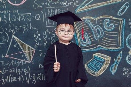 Målet med WISC-testen er å måle læringsprosessen.