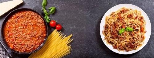 Den spansk-amerikanske versjonen av spagetti carbonara er litt annerledes.