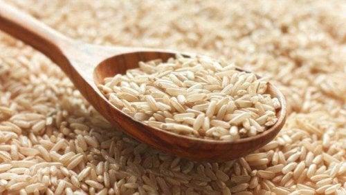hvit ris