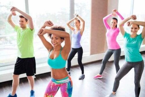 Treningsformen zumba: En morsom måte å miste vekt på