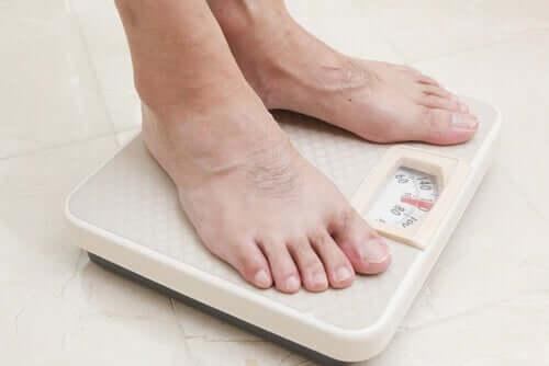 hold en sunn vekt