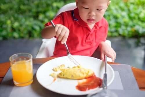 egg er bra for riktig beinutvikling