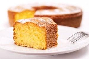 kake på et fat