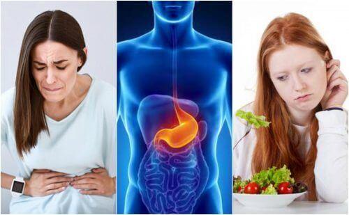 8 symptomer som plager deg når du har magesår