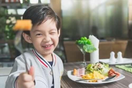 Ernæring og beinutvikling i tidlig barndom
