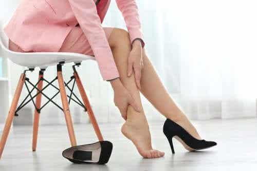 Hovne bein: 8 tips for raskere lindring