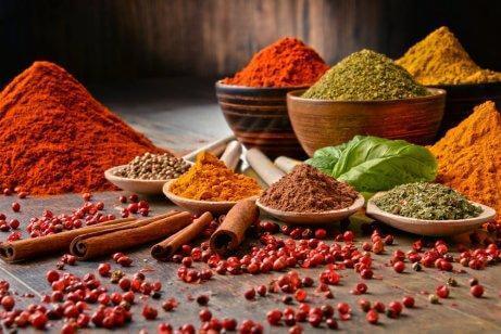 Krydder og urter