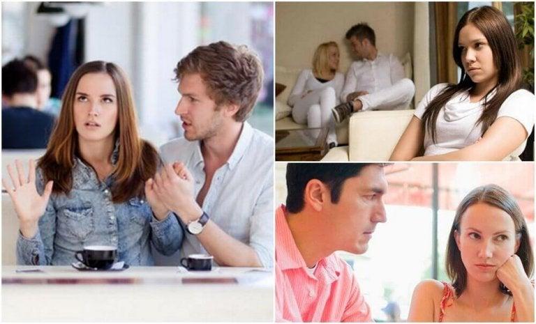Sliter du med sjalusi i forholdet ditt?