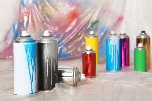 Det finnes mange fordeler med spraymaling.