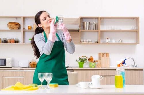 5 alternative bruksområder for rengjøringsspray for glass
