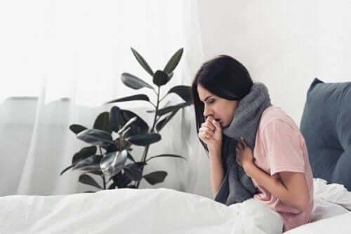 Forskjellene mellom en forkjølelse og influensa
