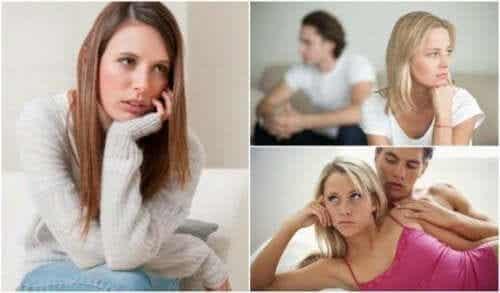 Hva gjør du når du blir lei av kjæresten din?