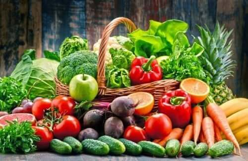 6 sunne grønnsaker for å forbedre muskelmassen