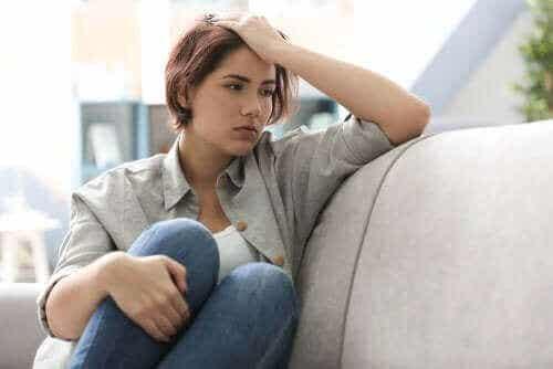 4 måter depresjon påvirker hjernen din på